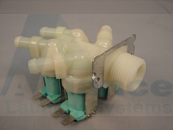 Part ID # F381724P 4-Way Supply Water Valve