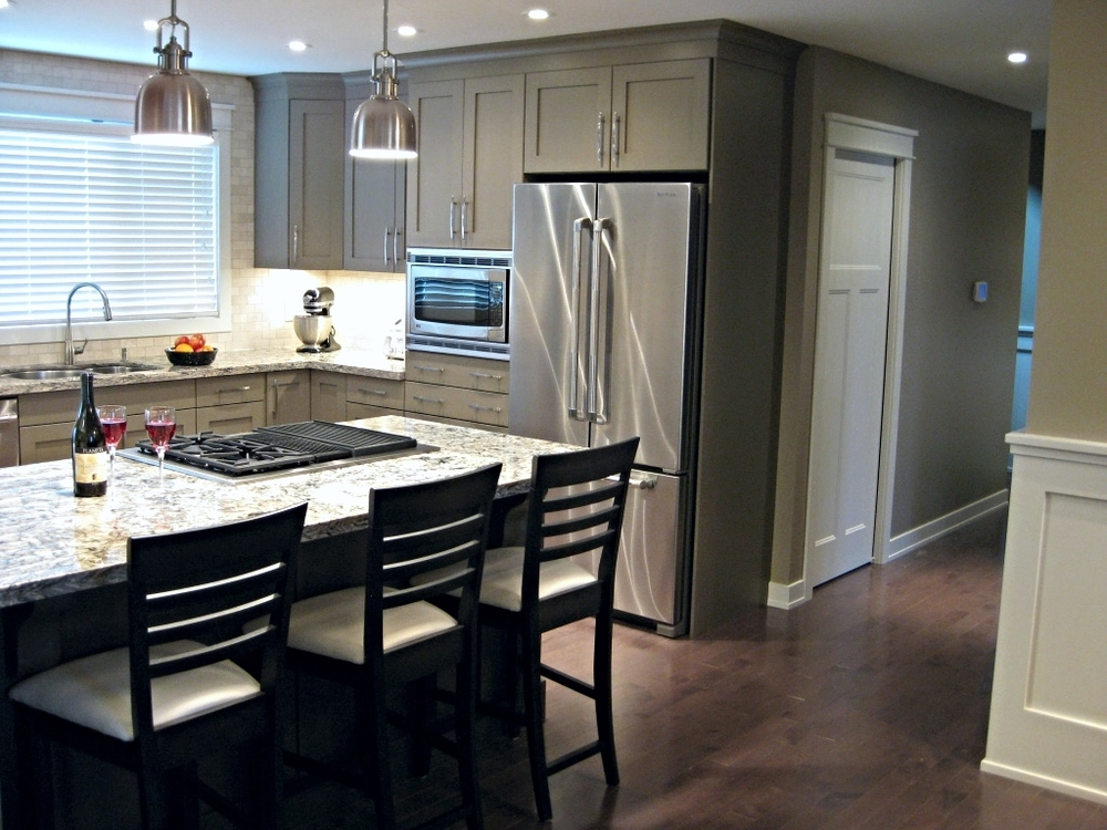 Calgary Kitchen Renovations Contractor