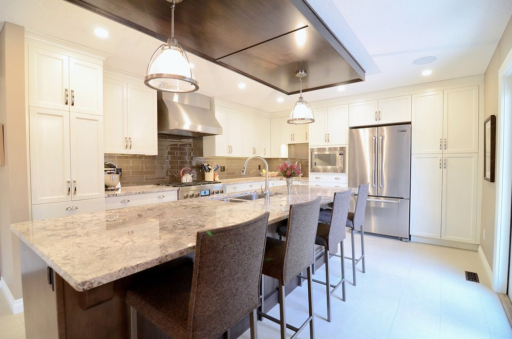 Calgary Custom Kitchen Renovations