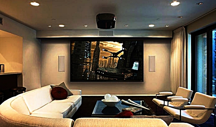 Lovely Modern Home Theater Interior Design Unique Home Interior