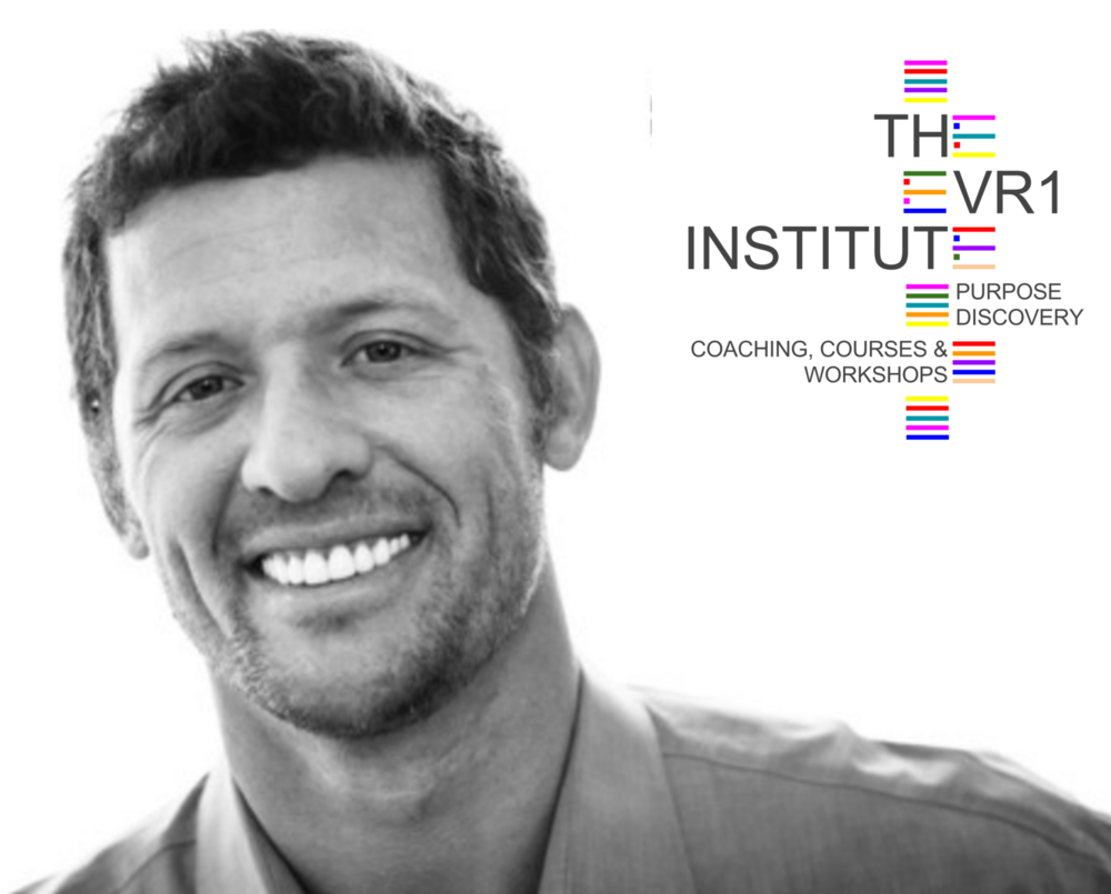 Brandon Peele, Global Purpose Guide & Advocate, Founder of EVR1 Institute