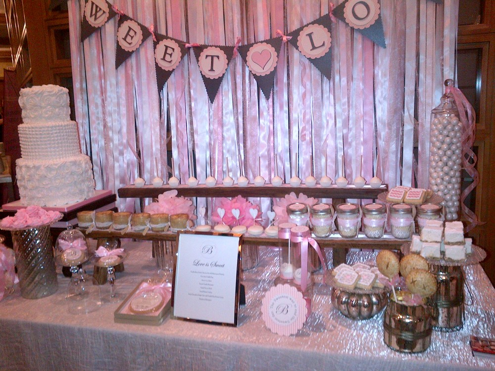 Birthday Parties, Anniversary Parties, Bar Mitzvahs, Bat Mitzvahs, Bridal Showers, Baby Showers, formal or informal Dinner Parties - we handle the details so you can enjoy your own party.