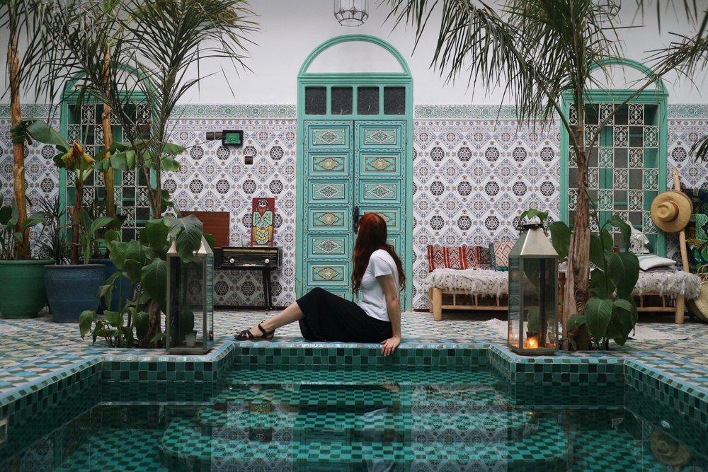Riad BE Marrakech