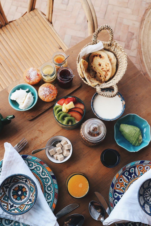 Riad BE breakfast