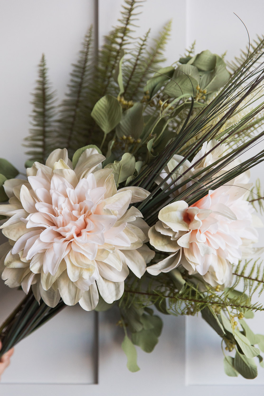 Faux bouquet