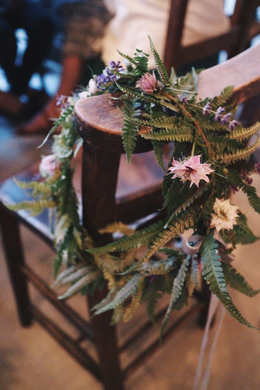 Sisterhood floral crown