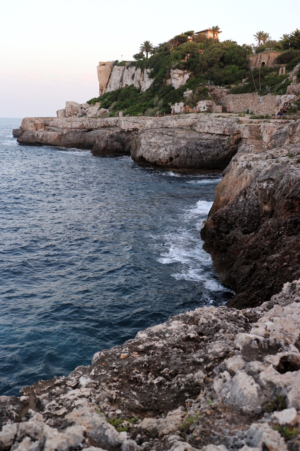 Cliffs, Mallorca