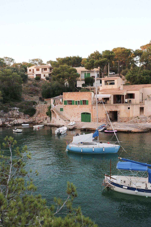Cala Figuera, harbour, Mallorca