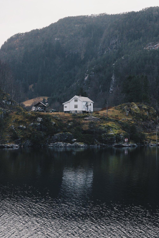 Bergen, Norway, Fjord
