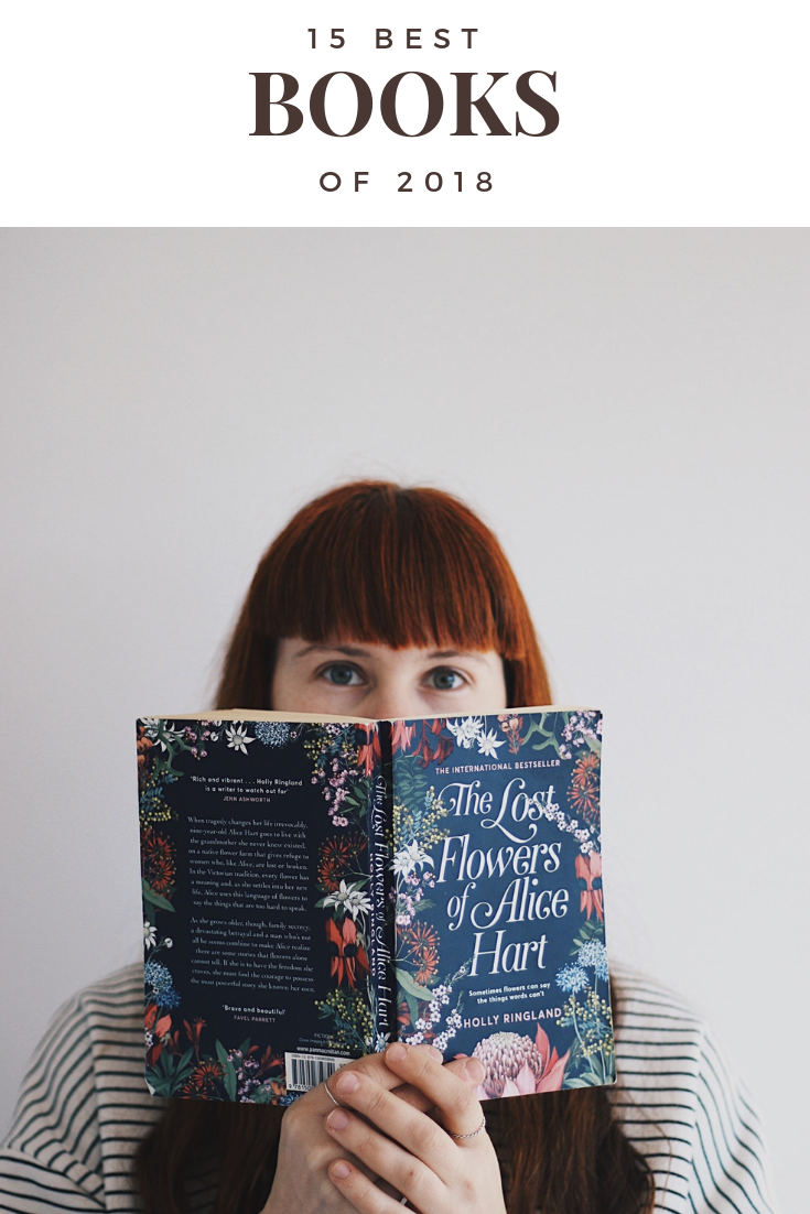 Best Books of 2018 | Field + Nest