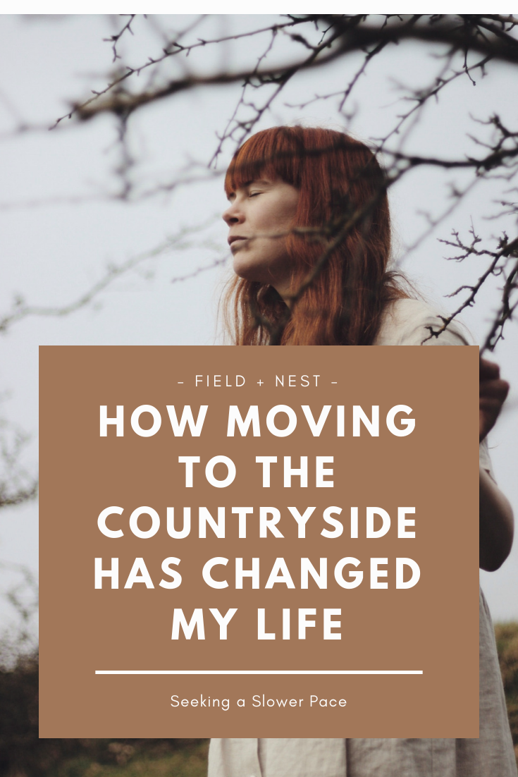 How moving to the countryside has changed my life