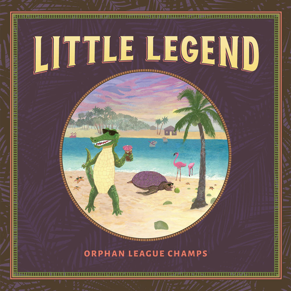 Little Legend - Orphan League Champs