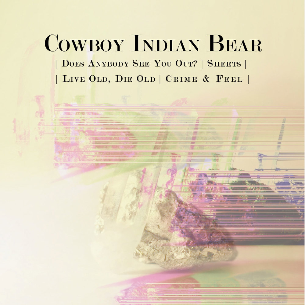 Cowboy Indian Bear - Does Anybody See You Out?