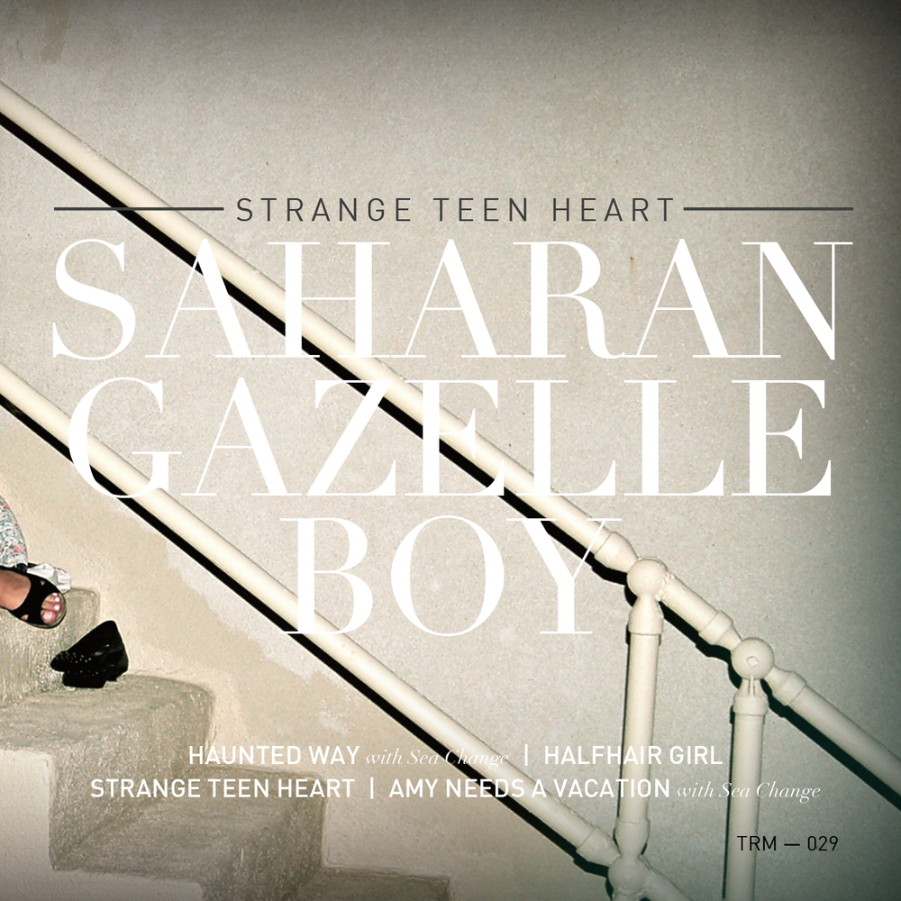 Saharan Gazelle Boy - Strange Teen Heart