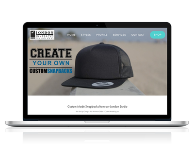 Londonsnapbacks.com -  Fashion Website