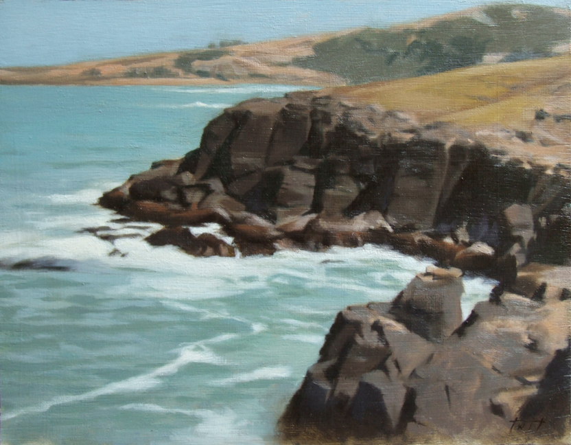 SLOPE POINT 11x14