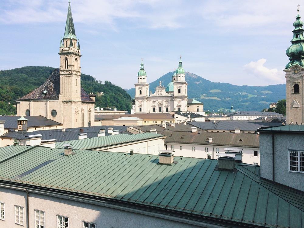 Altstadt - Salzburg, Austria