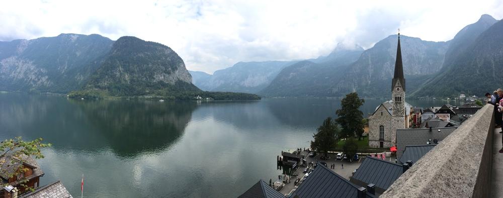 Hallstätter Lake, Austria