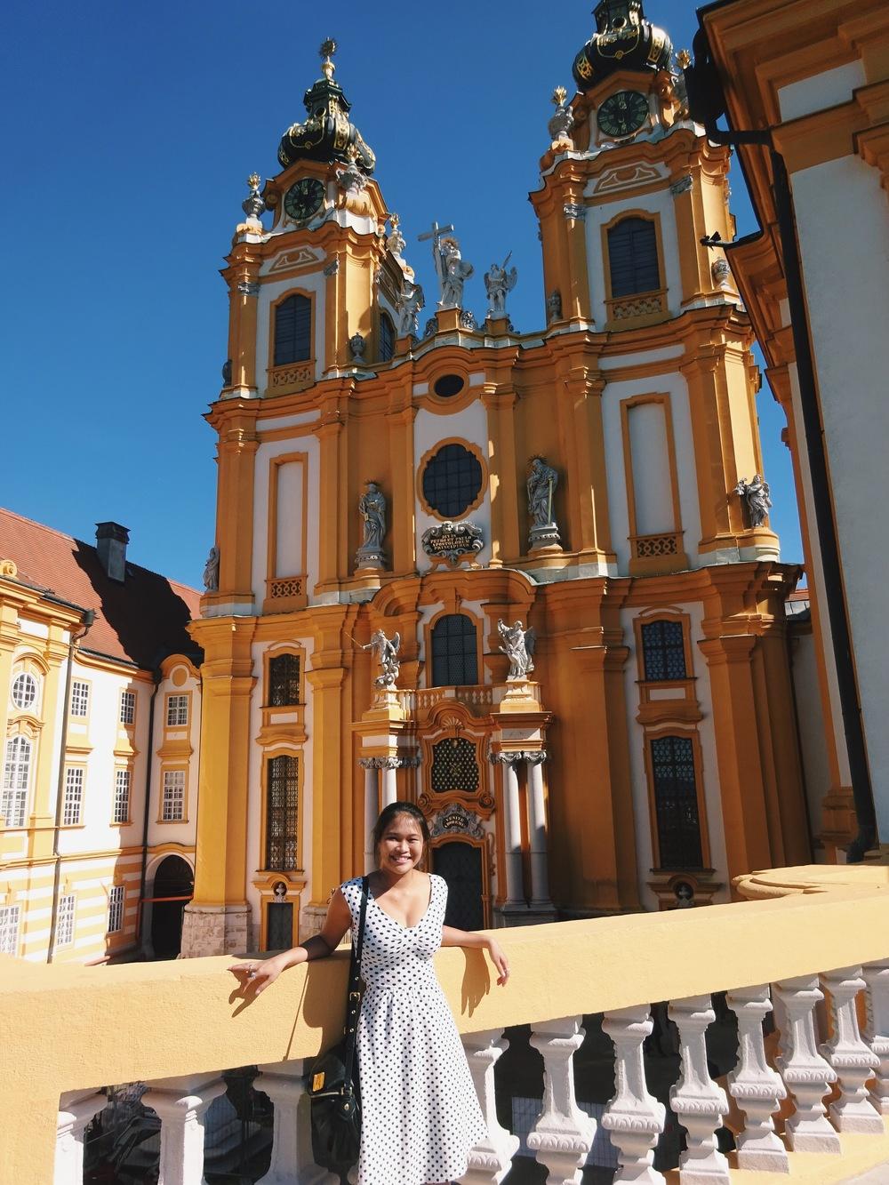 Kirche, Vienna, Austria