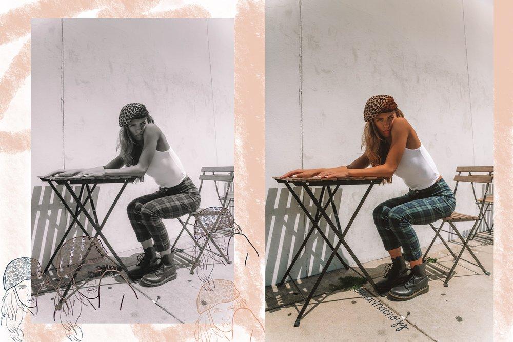 Model: Sarah