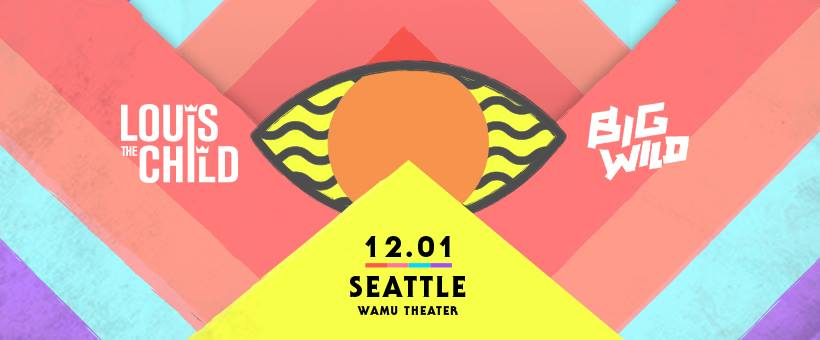 Big Wild at WaMu Theater, Seattle