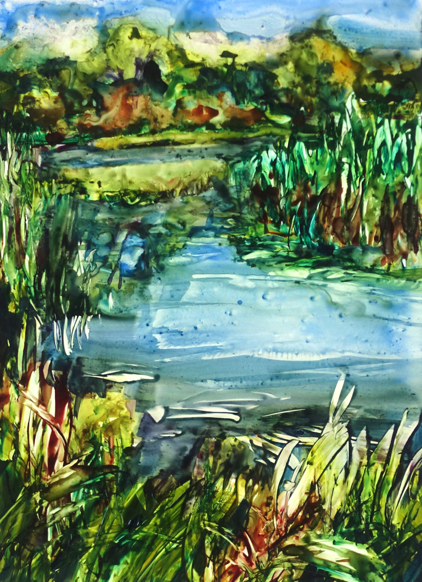 "This one is ""wetlands."""