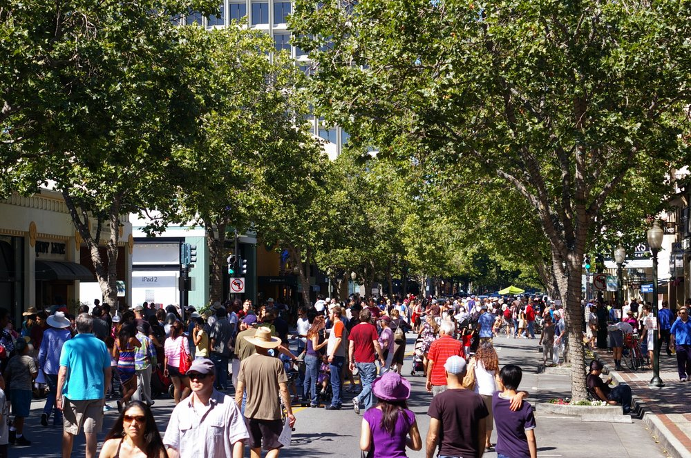World Music Day in Downtown Palo Alto
