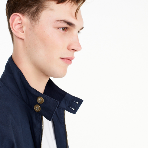 Men's Harrington Jacket - Men's Outerwear & Jackets | J.Crew 2018-07-16 15-36-04.png