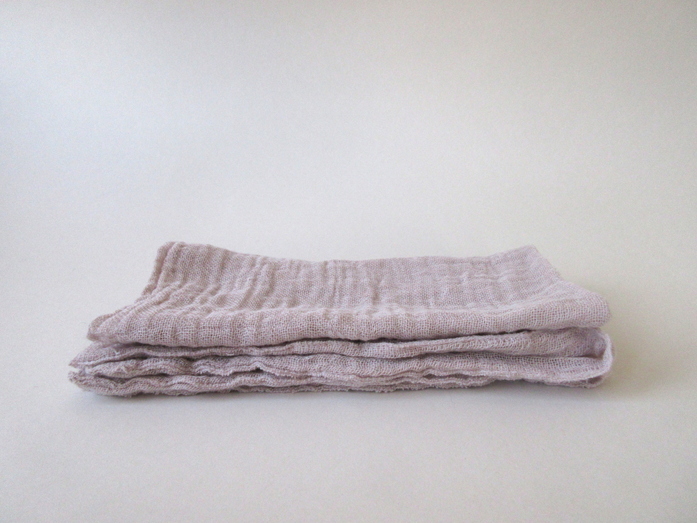 FOLDED  HANA-FUKIN  KITCHEN TOWEL