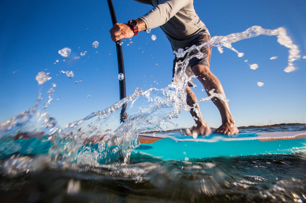 Join Bill for a 'board meeting' on the water. Start your day off right by grabbing some miles before you head to the office! BYOBoard or rent one from us. This session is not instructional. Best for experienced paddlers.
