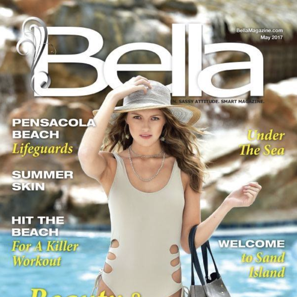 Pensacola Bella Magazine - Hit the Beach for a Killer Workout