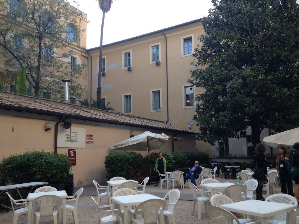 Casa Internazionale delle Donne, Rome