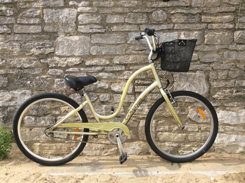Electra Townie Ex Hire Ladies Bike 130 Front Bike Repairs