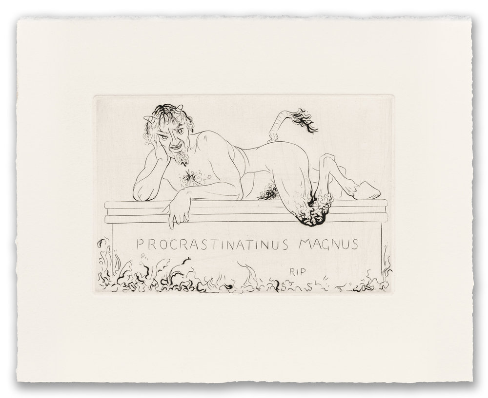 Francis West, (British 1936-2015), Procrastinatinus Magnus, c.1979 (2017 Edition).