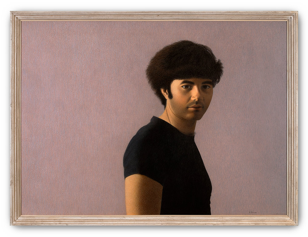 Ronald Bowen, (American b.1944), Portrait of Francisco, 1981.