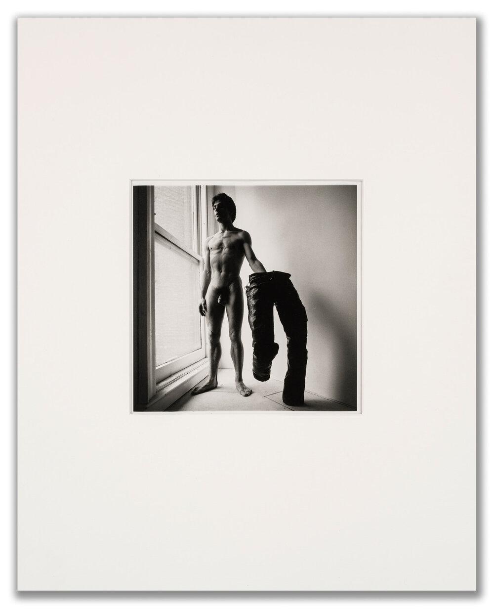 Arthur Tress, (American b.1940), Man with Trousers, c.1980.