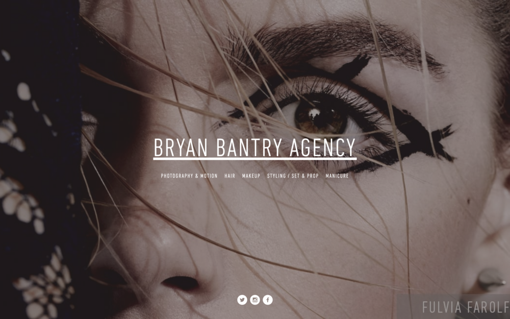 Web Design - BryanBantry.com