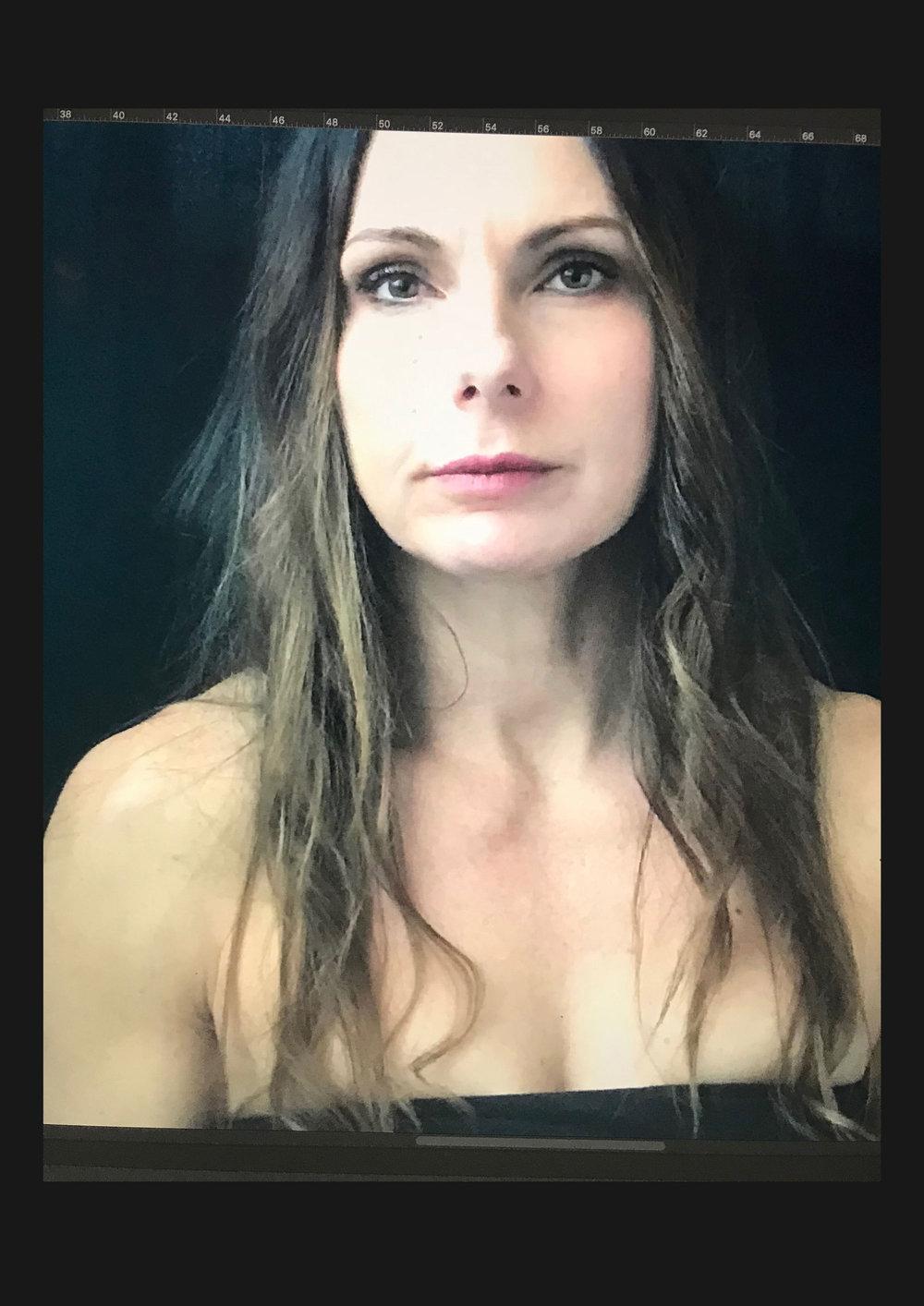 Portrait of L, 2018