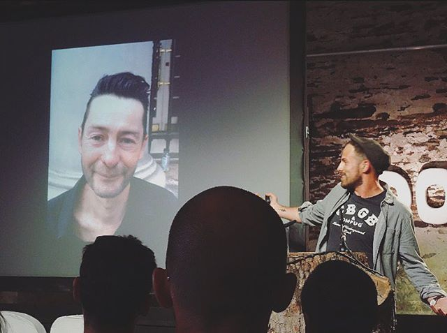 Amazing weekend at the @thedolectures 🙌🏽 #DoSomethingForNothing is about all of you guys and everybody that's joining in with this growing movement, worldwide. Let's keep using social media to carve a message of humanity, community and hope for those who need it. Big love to all 💛This is the beginning. - @joshuacoombes