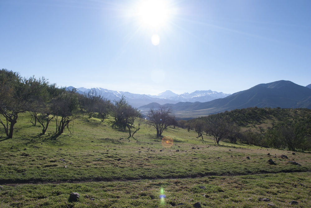 Los Andes, Chile