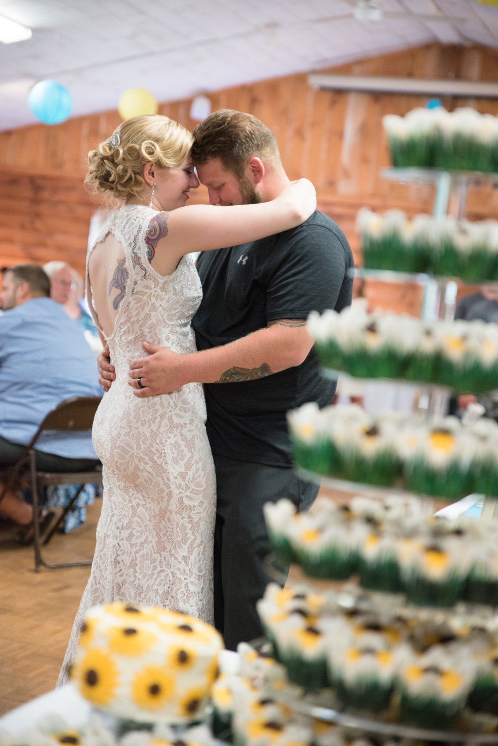 Lisa and Nate, weddings, Fall, Autumn, marriage, nature, October, Brian, Latham, wedding photography, rustic, woodsy, woods, DIY, Connecticut, Massachusetts, lake, sunflower, pond, yellow, simple, gorgeous, blue, reception, dance