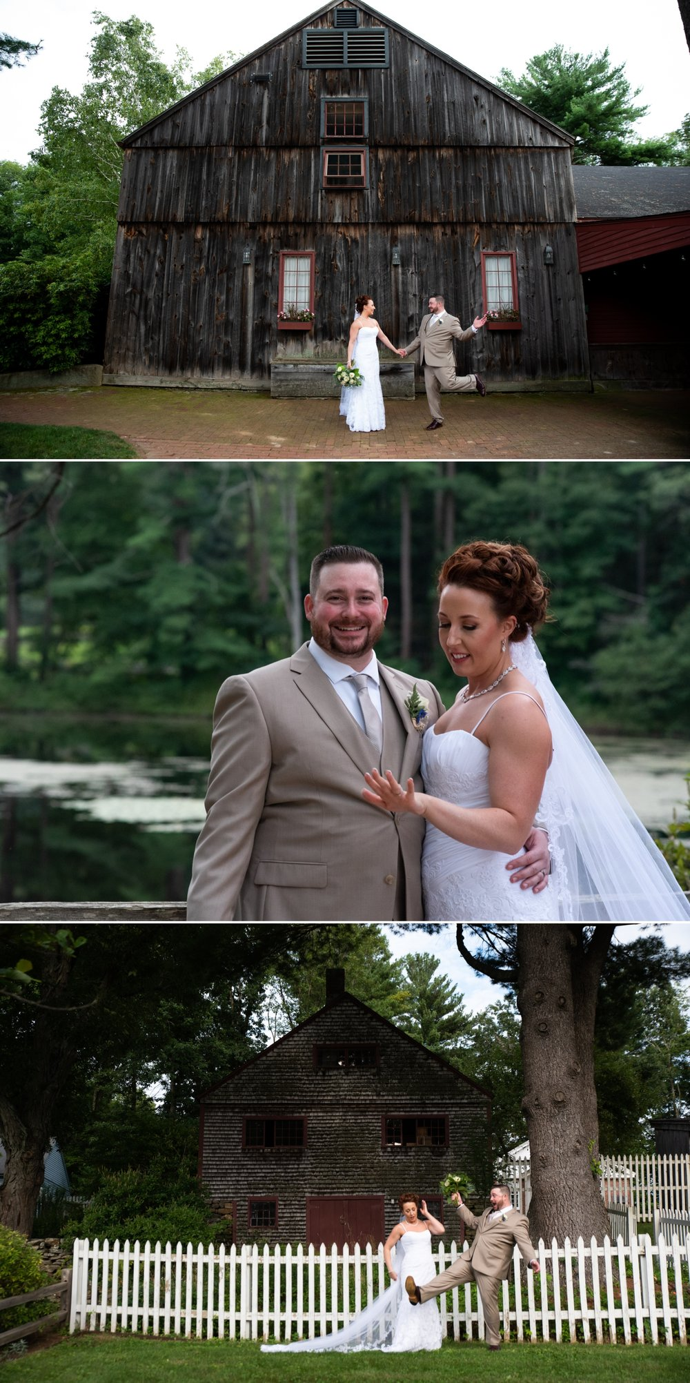 Old Sturbridge Village Wedding