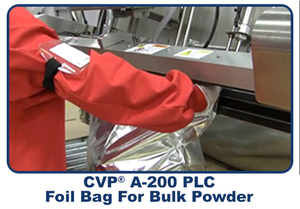 CVP A 200 PLC Foil Bag for Bulk Powder