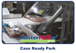 Pork Packaging Meat Packaging
