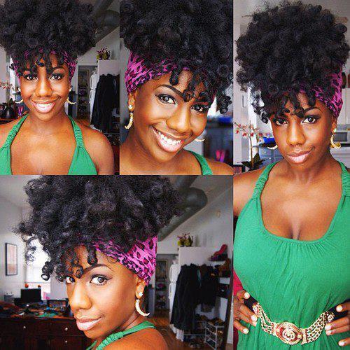 Sassy Hair    via BeauTIFFul Curls