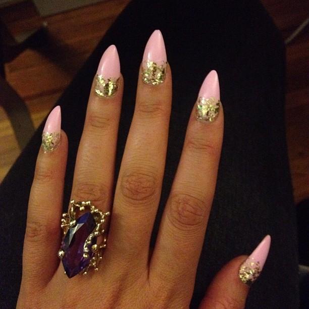 Bella Sassy Nails