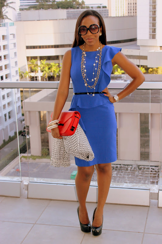 Sassy Style Saturday Blues via blackandkillingit: Black Girls Killing It Shop BGKI NOW Get your daily dose of fab, join Sassy Nation http://sassynation.tumblr.com http://www.facebook.com/TheSassyNation http://twitter.com/#!/SassyNation