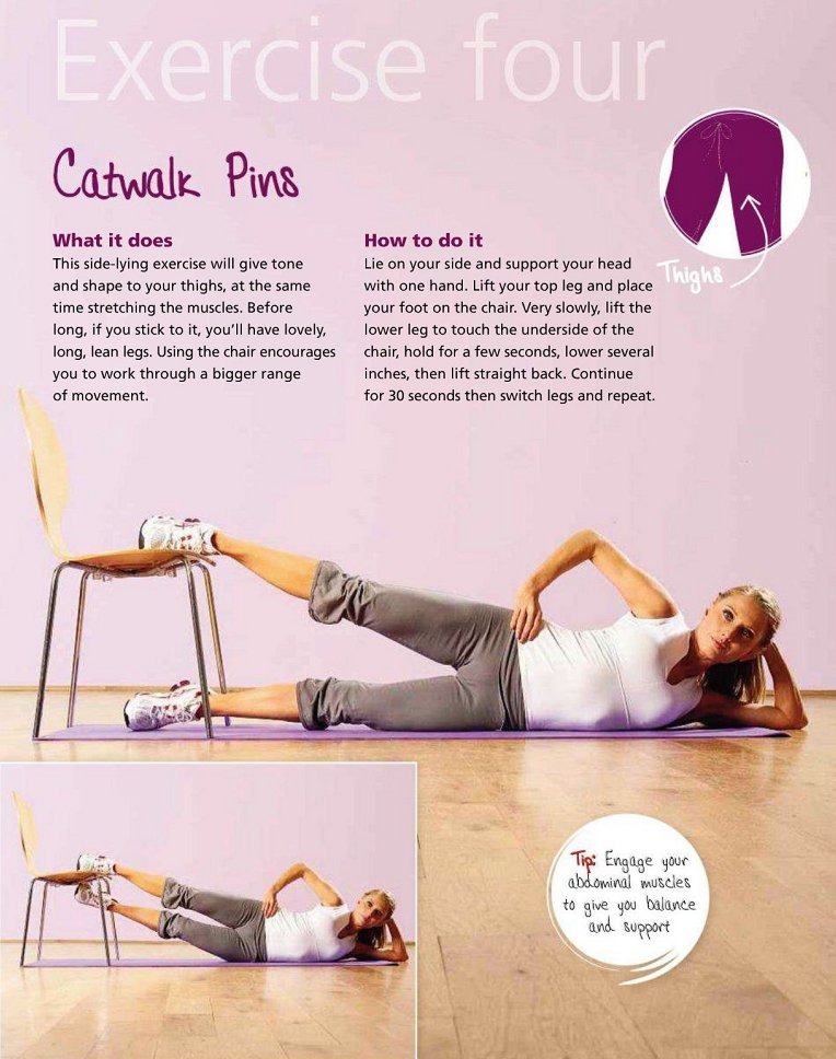 Sassy Curves     via one-healthy-girl :      yourbestbody :      the runway thighs workout    read up (trust me, this is a killer for the thighs)!!   also, would love to hear your questions or have you send me some things to publish, always available to offer advice and publish your recipes/photos/stories!!     what magazine is this from?       Strong is sexy, join Sassy Nation     http://sassynation.tumblr.com     http://www.facebook.com/TheSassyNation     http://twitter.com/#!/SassyNation