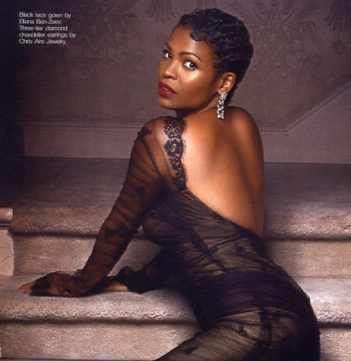 Sassy Style    Ms. Nia Long has got her sexy face ON, finger waves and errythang! #WERK        Killin' the game, join Sassy Nation     http://sassynation.tumblr.com     http://www.facebook.com/TheSassyNation     http://twitter.com/#!/SassyNation