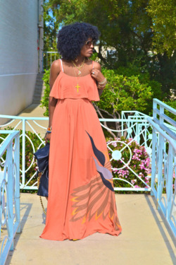 Sassy Style     via sofxckinluxe :     Flock of Birds Maxi - via  chictopia          Stay classy  , join Sassy Nation    http://sassynation.tumblr.com     http://www.facebook.com/TheSassyNation     http://twitter.com/#!/SassyNation